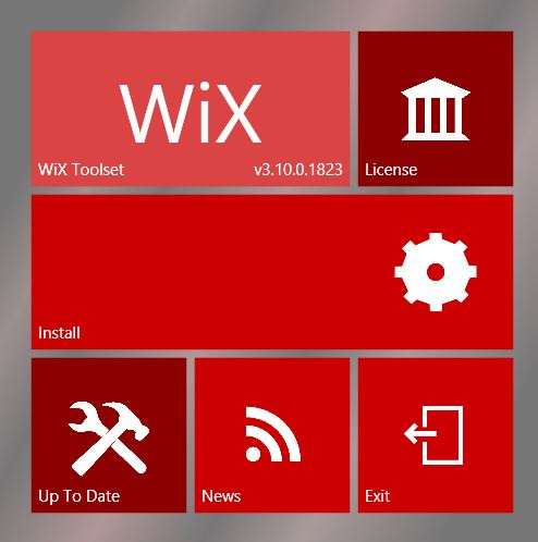 Fast and easy deployment with WiX 3 10 for Visual Studio