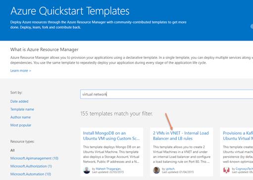 AzureLeap – Improve productivity with Azure Quickstart