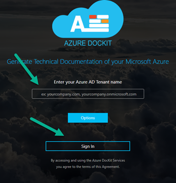 AzureLeap – Create your Azure documentation using