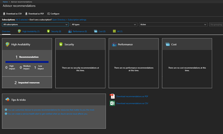 AzureLeap – How to optimize your Azure environment at the