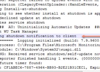 AzureLeap – troubleshoot unexpected shutdown and automatic