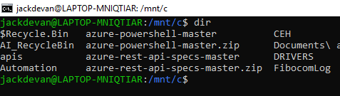 Install Kali on Windows 10 and interop commands | Nino